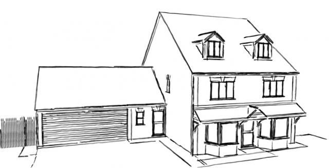 Home Sketch Design